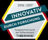 Auszeichnung für innovative Forschung