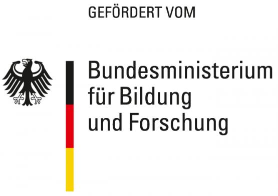 Logo zur BMBF Förderung
