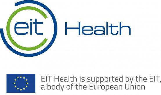Logo of EIT Health organization